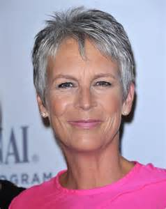 curtis haircut back view pictures of jamie lee curtis haircut back view hairstyle
