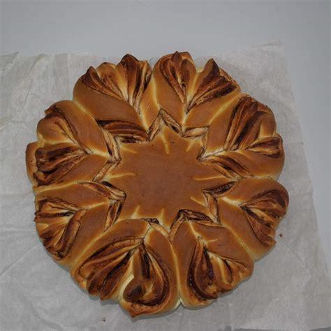 fiore di pan brioche alla nutella bimby fiore di pan brioche alla nutella 232 un ricetta creata dall