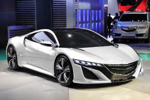 Acura Nsx 2015 Price New Honda Flagship Is A New Generation Nsx