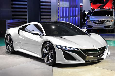 nissan acura 2015 new honda flagship is a new generation nsx