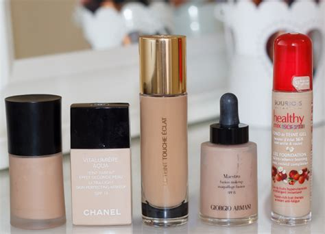 My Top 5 Foundations by My Top 5 Foundations 2014 Updated