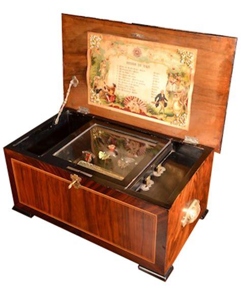 Box Bell C Polos antique 10 airs bh a 3 bells box c 1900 ref no 05860