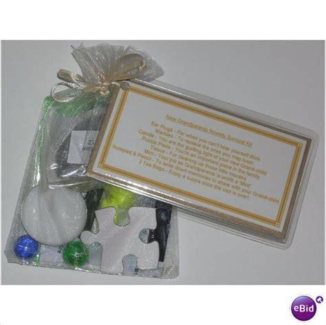 Handmade Grandparent Gifts - handmade new grandparents or aunts novelty survival kit