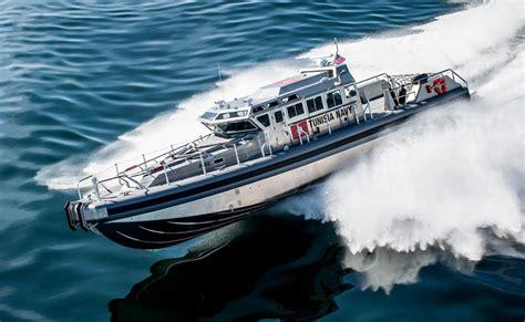 safe boats safe boats delivering patrol vessels to tunisia minding