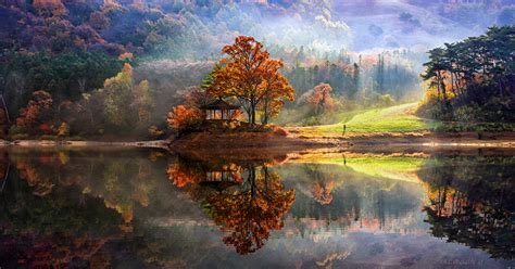 beautiful landscape stunning reflected landscapes capture the of south