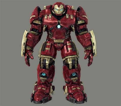Ironman Papercraft - 25 best ideas about iron hulkbuster on