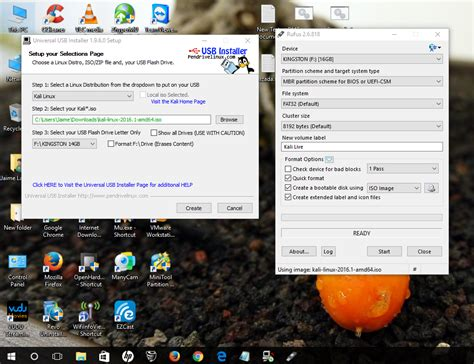 kali linux usb persistence tutorial how to make a bootable kali linux 2 0 usb with persistence
