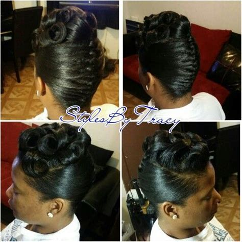 french roll styles for african american hair 1957 best images about hair on pinterest ghana braids