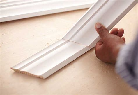 Installing Crown Molding On Kitchen Cabinets by How To Install Crown Moulding At The Home Depot