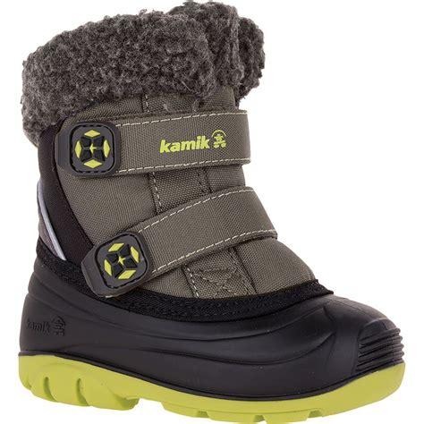 kamik toddler boots kamik clover boot toddler boys backcountry