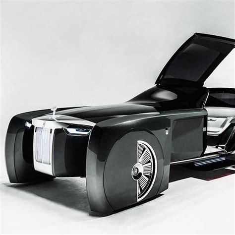 futuristische auto 103ex vision next 100 rolls royce