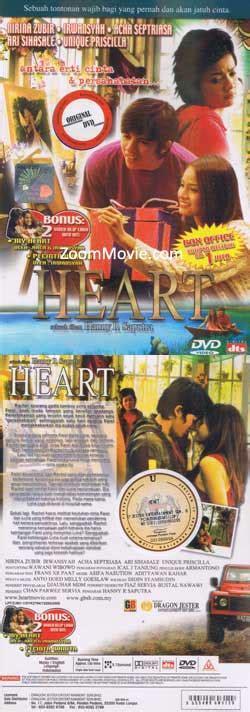 subtitle indonesia film cart heart dvd indonesian movie 2006 cast by rachel amanda