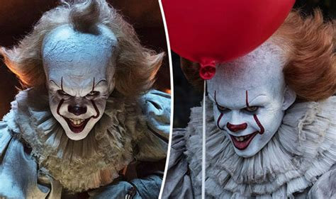 movie actor life it movie what pennywise actor bill skargard looks like