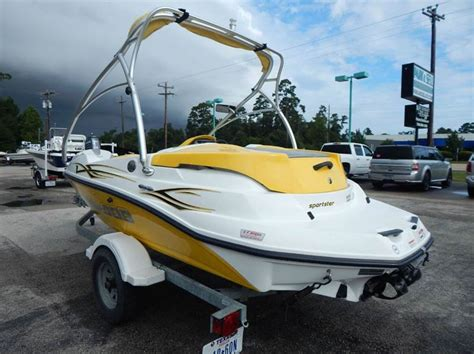 seadoo boat vin number 2006 sea doo sportster jet boat in conroe tx park and sell