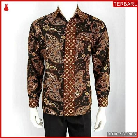 bdjk kemeja batik  terbaru fashion shirt dress