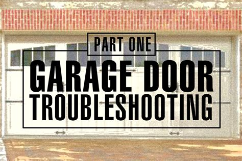 Garage Door Opens But Does Not by Garage Door Opener Does Not Open But Closes Bernauer Info