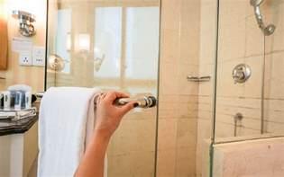Best Way To Clean Shower Door Tracks Homeowner Hacks How To Clean Your Shower Door Tracks Janssen Glass