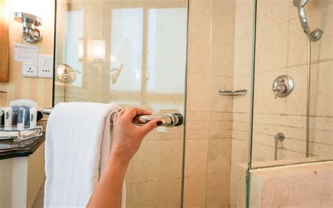 Clean Shower Door Tracks Homeowner Hacks How To Clean Your Shower Door Tracks Janssen Glass