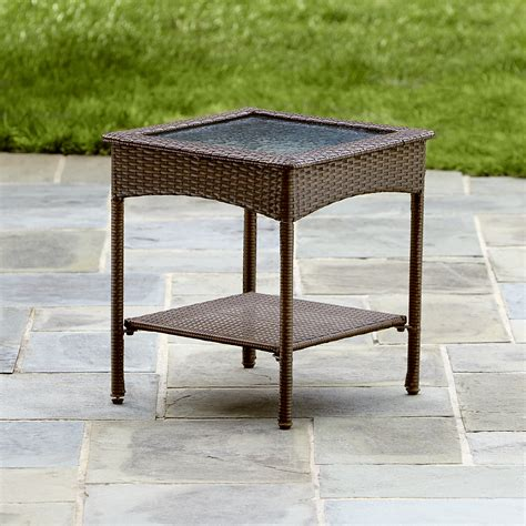 Kmart Patio Table Tempered Glass Patio Table Kmart