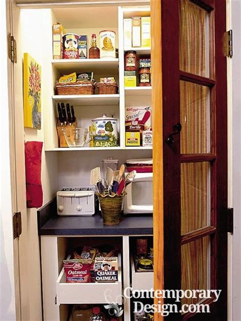 Small Walk In Pantry Design by Small Walk In Pantry Designs