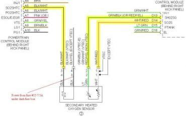 28 2001 honda civic o2 sensor wiring diagram 188 166
