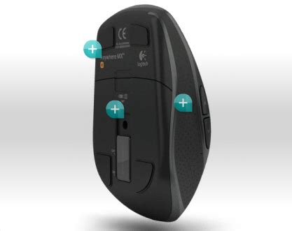 Logitech Anywhere Mouse M905 logitech anywhere mouse mx m905