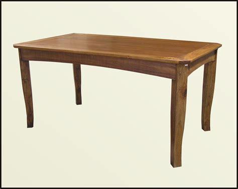 Tiara Rectanguler Table Indoor Teak Furniture Indoor Teak Dining Table