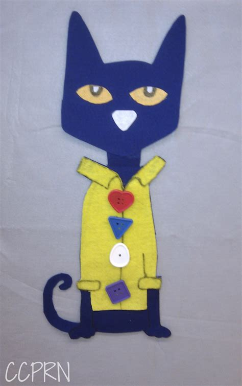 Pete The Cat Groovy Buttons pete the cat is in the house child care providers
