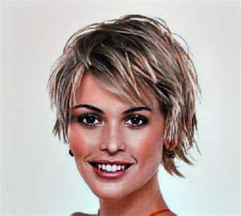 shag cut for over 60 short shaggy hairstyles for women over 60