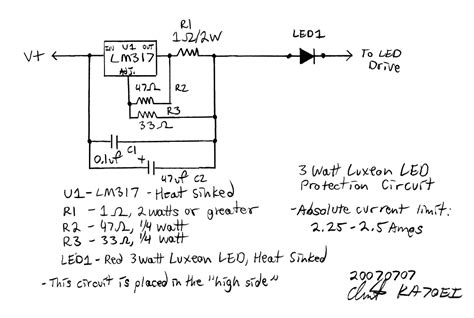 current limiting diode led driver high current limiting diode 28 images universal high watt led current limiter circuit