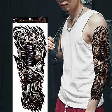 naklejki z tatuażem inne non toxic duży rozmiar waterproof