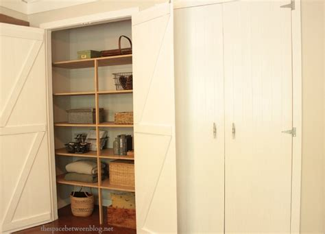 Diy Closet Doors What I Learned About My Husband While Diy Wood Closet Doors
