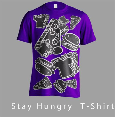 Tshirt Stay Hungry stay hungry t shirt 183 pryde clothing co 183 store