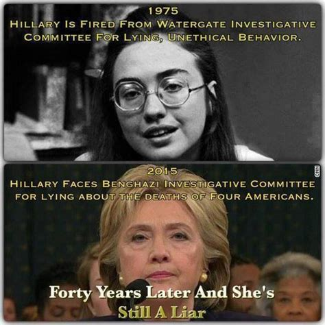 Hillary Clinton Benghazi Meme - meme perfectly illustrates how hillary clinton never changes