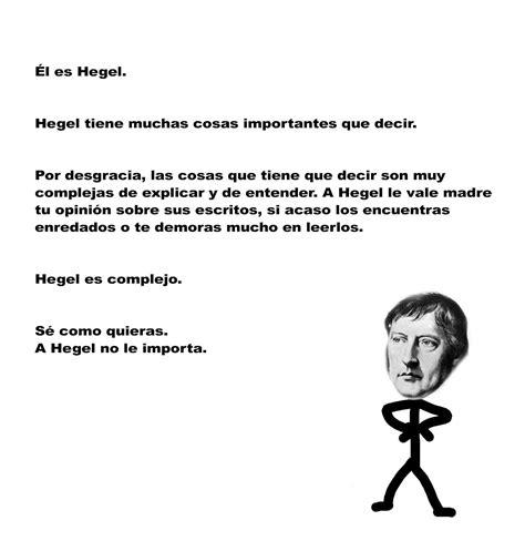 Hegel Memes - post karl marx georg hegel y albert camus y sus memes