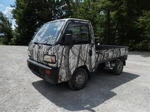 Honda Mini Truck 1990 Honda Mini Truck 4x4 Sold C C Equipment
