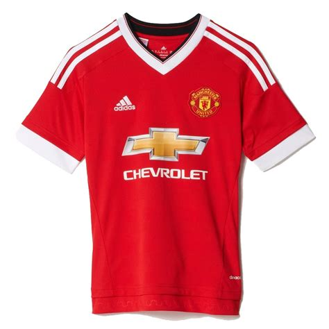 manchester united official soccer jerseys official soccer adidas manchester united kids home soccer jersey red