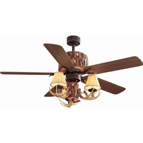 ceiling fans  log homes
