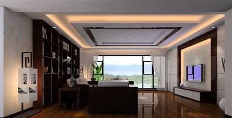 interior living room ceiling 3d house free 3d
