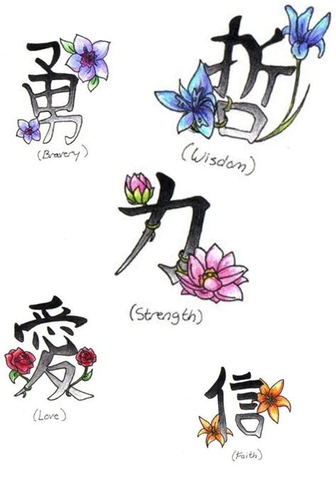 flower tattoo meanings family 1000 ideas about symbolic family tattoos on pinterest