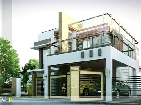house designed modern house designs series mhd 2014010 pinoy eplans