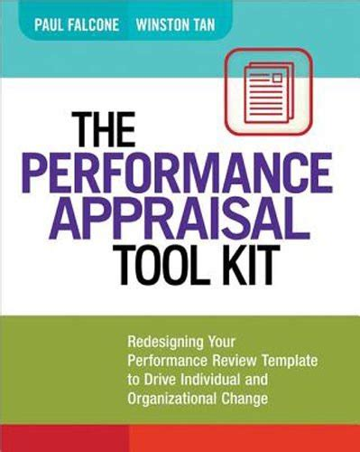 hr performance review template the performance appraisal tool kit redesigning your