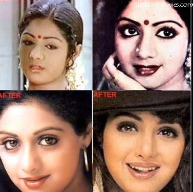 actress sridevi signature bollywood actresses after plastic surgery dulha dulhan
