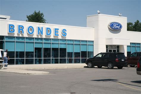 Brondes Ford Maumee by Brondes Ford Lincoln Plans Move In Maumee The Blade