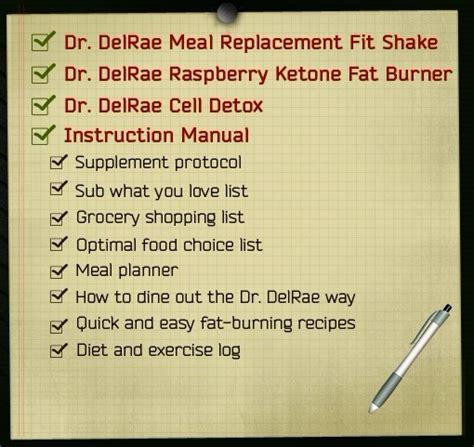 Detox Manual by Best Weight Loss Program Get 15 Dr Delrae S Detox