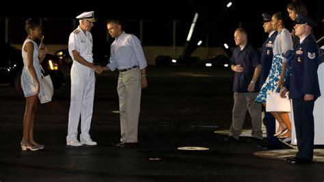 president obama s hawaii vacations u s news national news abc news