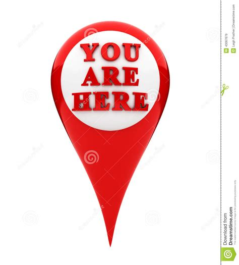 Here S How You location marker stock illustration image of marker locator 43067679