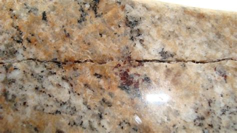 Fix Cracked Granite Countertop by From The To Home Reno Dilemmas Toronto
