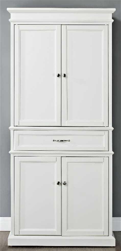 Pantry White by Top 7 White Kitchen Pantry Cabinets Furniture
