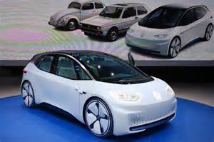 Vw Electric Cars Future Could Future Vw Beetle Return To Rear Electric Powertrain